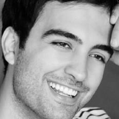 Jamie Zakeri actor facial smile